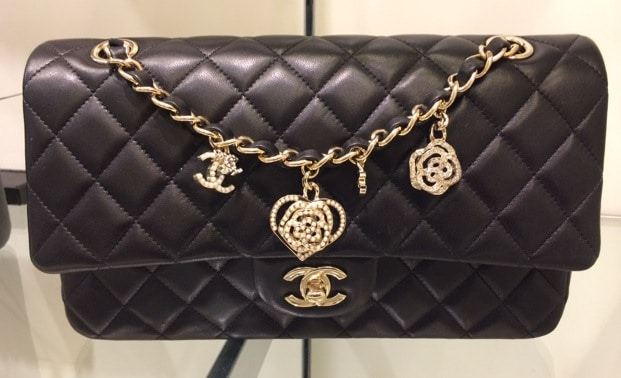 chanel valentine bag collection for spring 2014 � spotted