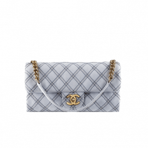 Chanel Irridescent Stich Small Flap Bag - Spring 2014 act 1
