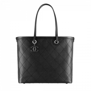 Chanel Small Grained Calfskin Shopping Tote Bag - Spring 2014 Act 1