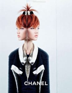 Chanel Spring/Summer 2014 Ad Campaign 1