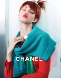 Chanel Spring/Summer 2014 Ad Campaign 4