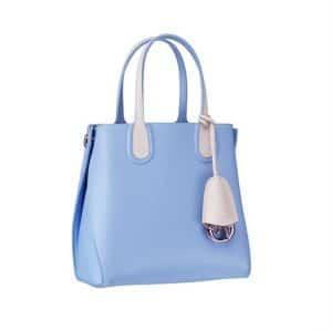 Dior Addict Baby Blue Shopping Tote Bag - Spring 2014