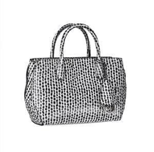 Dior Spotted Bar Tote Bag - Spring 2014