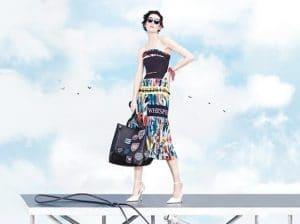 Dior Spring/Summer 2014 Ad Campaign 3