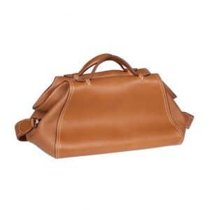 Hermes Gold Shoulder Bag - Spring 2014