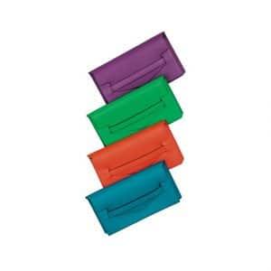 Hermes Purple/Green/Orange/Teal Clutch Bags - Spring 2014