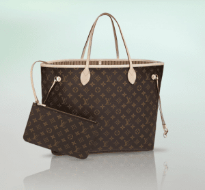 Louis Vuitton Beige Monogram Canvas Neo Neverfull GM Bag