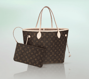 Louis Vuitton Beige Monogram Canvas Neo Neverfull MM Bag
