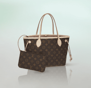 Louis Vuitton Beige Monogram Canvas Neo Neverfull PM Bag