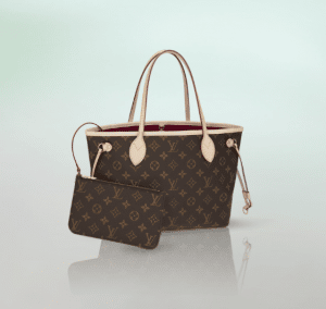 Louis Vuitton Fuchsia Monogram Canvas Neo Neverfull PM Bag
