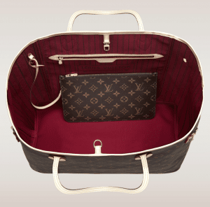 Louis Vuitton Fuchsia Neo Neverfull