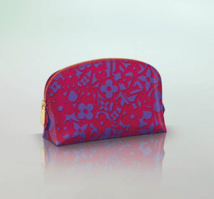Louis Vuitton Indian Rose Sweet Monogram Cosmetic Pouch