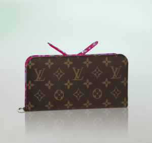 Louis Vuitton Indian Rose Sweet Monogram Insolite Wallet