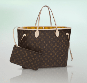 Louis Vuitton Mimosa Monogram Canvas Neo Neverfull GM Bag