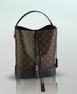 Louis Vuitton NN14 Black Noe GM Bag - Spring Summer 2014