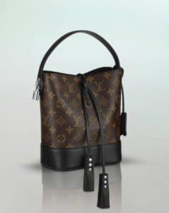 Louis Vuitton NN14 Black Noe PM Bag - Spring Summer 2014