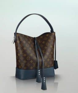 Louis Vuitton NN14 Blue Noe GM Bag - Spring Summer 2014