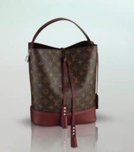 Louis Vuitton NN14 Red 'Rubis' Noe GM Bag - Spring Summer 2014