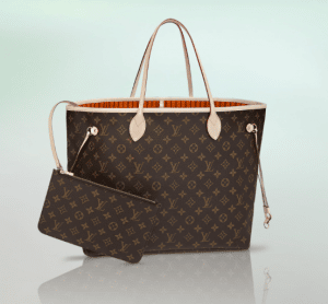 Louis Vuitton Piment Monogram Canvas Neo Neverfull GM Bag