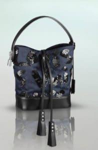 Louis Vuitton Stephen Sprouce NN14 Noe Bag - Spring Summer 2014