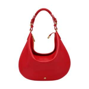 Mulberry Pembridge Red Hobo Bag - Chinese New Year