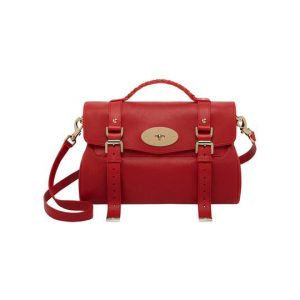 Mulberry Red Alexa Tote Bag - Chinese New Year
