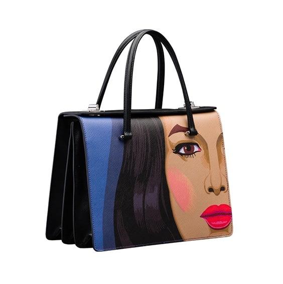prada collection handbags