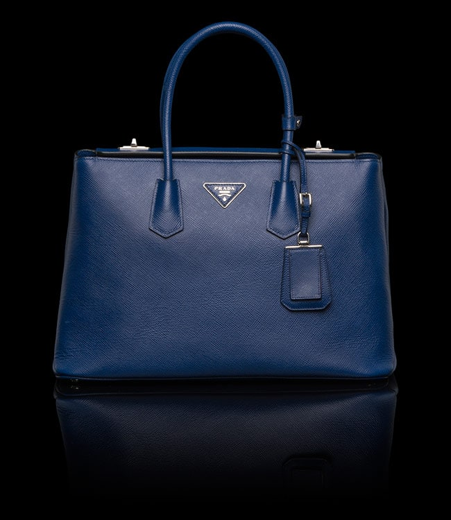 56b7a8b1a51d Prada Twin Tote Bag Reference Guide