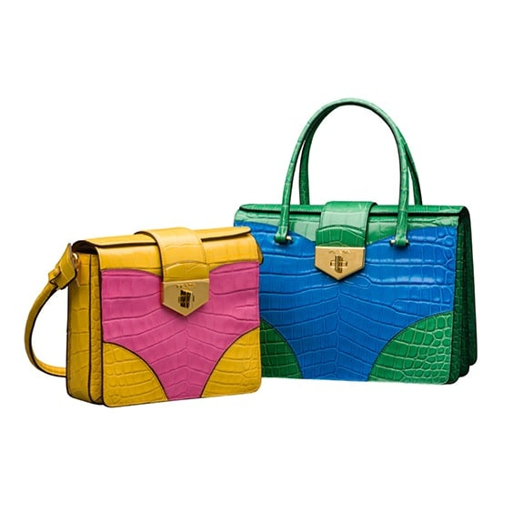 prada spring summer 2014 bag collection � spotted fashion
