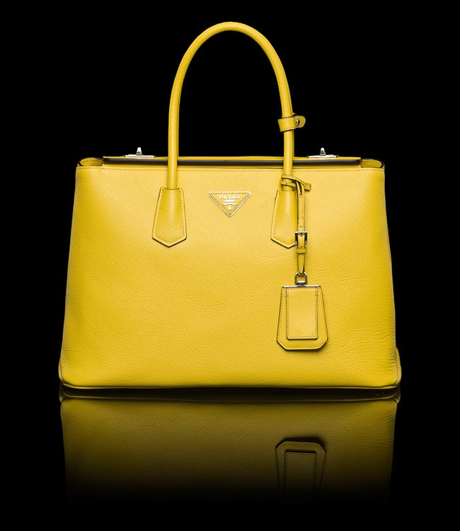 Prada Twin Tote Bag Reference Guide  f8a1387d727a9