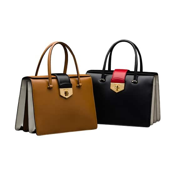 latest prada handbag collection