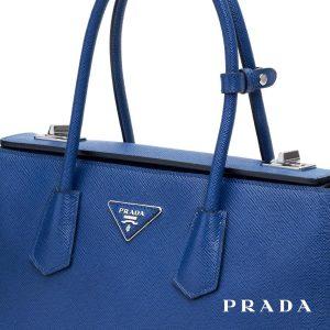 Prada Twin Bag top Closure
