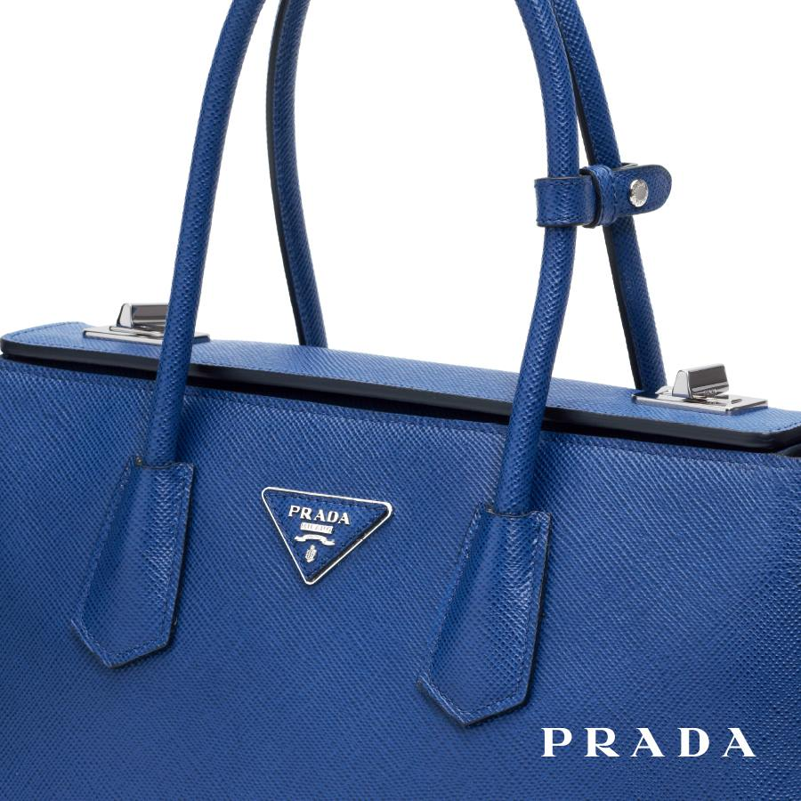 prada goods - Prada Twin Tote Bag Reference Guide | Spotted Fashion