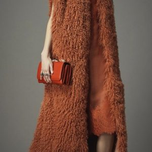 Valentino Red Clutch Bag - Pre-Fall 2014