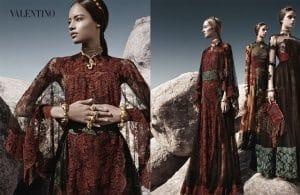 Valentino Spring / Summer 2014 Ad Campaign