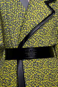 Balenciaga Belt Couture Black - Fall 2014