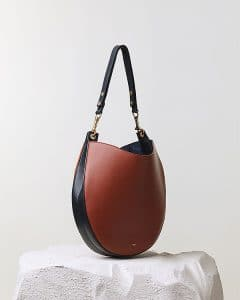 Celine Brick Hobo Bag - Pre Fall 2014
