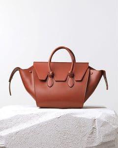 Celine Brick Tie Knot Tote Bag - Pre Fall 2014