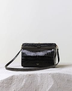 Celine Croc Mini Doc Messenger Bag - Pre Fall 2014
