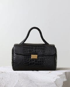 Celine Crocodile Top Handle Bag - Pre Fall 2014