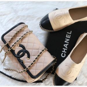 Chanel Espadrilles 2
