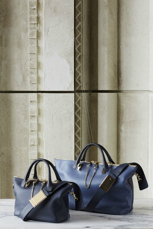 Chloe Pre-fall 2014 Bag Collection with New Baylee Shopping Tote ...