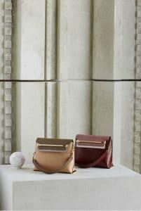 Chloe Clare Chain Shoulder Bag - Pre Fall 2014