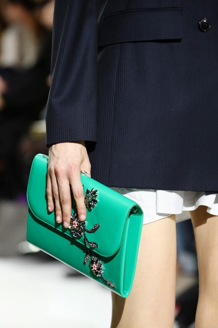 Dior Fall 2014 Runway Bag Collection Featuring Lady Dior