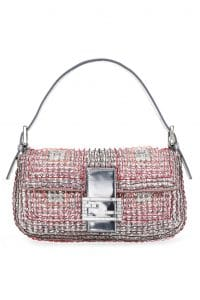 Fendi Beaded Baguette Bag - Spring 2014