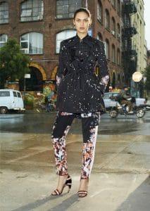 Givenchy Confetti Dots Jacket - Spring 2014