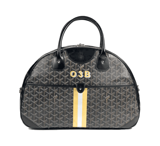 The Goyard Bag Personalization Reference Guide Spotted Fashion