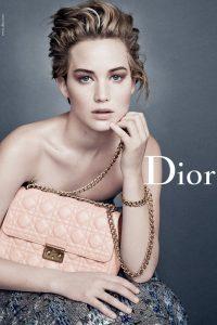 Jennifer Lawrence Miss Dior Campaign Spring 2014 2