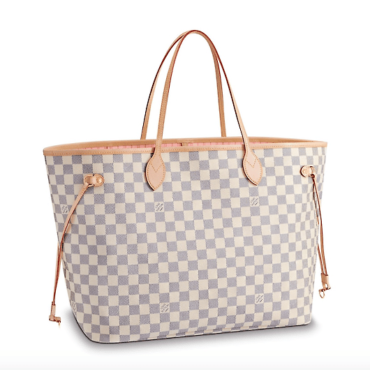 234fd9f9e Size Comparison of the Louis Vuitton Neverfull Bags | Spotted Fashion