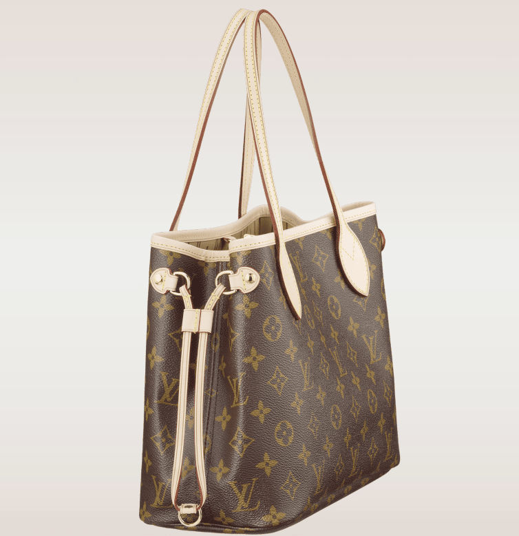 size comparison of the louis vuitton neverfull bags